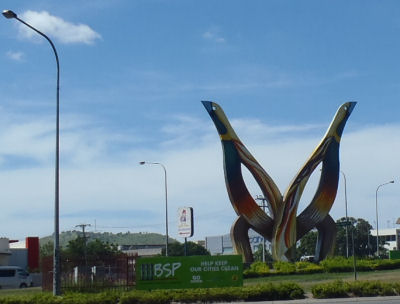 4 Mile, Port Moresby