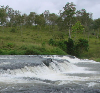 Crystal Rapids near Sogeri, Central province