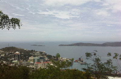Fairfax Harbour